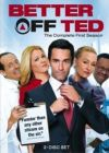 Везунчик Тед / Better Off Ted Сезон 1 (1DVD-Mpeg4)