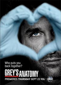 Анатомия Страсти / Grey's Anatomy Сезон 7 (3DVD-Mpeg4)