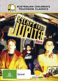 Бегство с Юпитера / Escape from Jupiter (1DVD-Mpeg4)