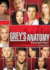 Анатомия Страсти / Grey's Anatomy Сезон 4 (2DVD-Mpeg4)