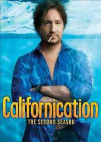 Блудливая Калифорния / Californication Сезон 2 (2DVD-Mpeg4)