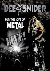 Dee Snider (Twisted Sister) - For The Love Of Metal Live!