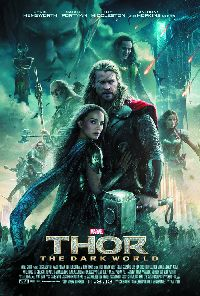 Тор 2: Царство тьмы / Thor: The Dark World (1DVD)