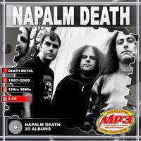 Napalm Death 2cd