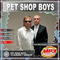 Pet Shop Boys 2CD