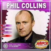 Phil Collins 2cd